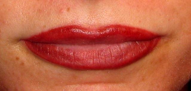Permanent make up und schminktätowierung
