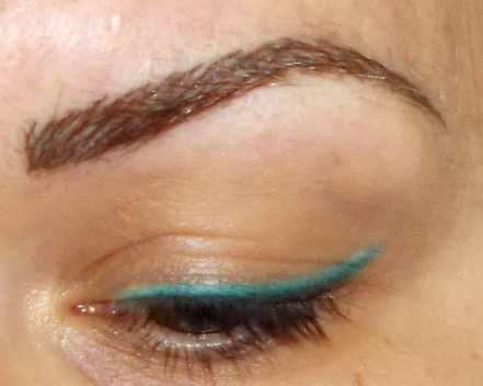 Permanent Makeup Augenlid colorfull: 290,- Euro